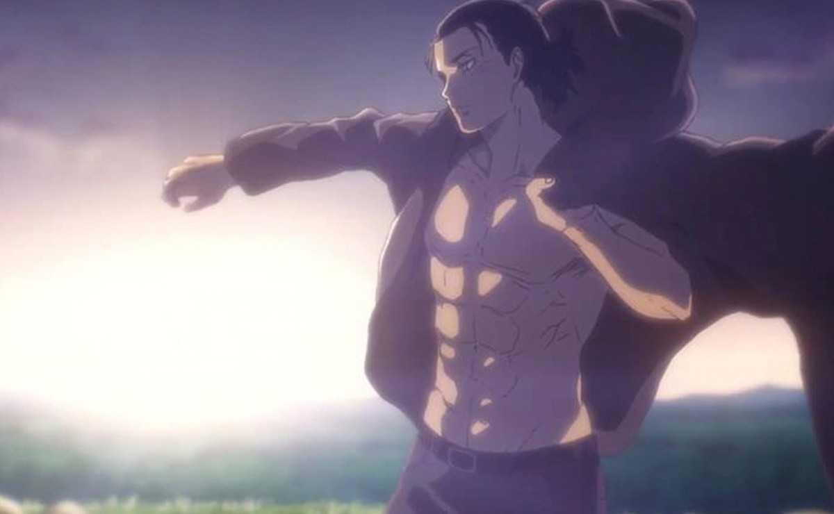 """""""Attack On Titan"""" partage le nouvel art clé d'Eren"""