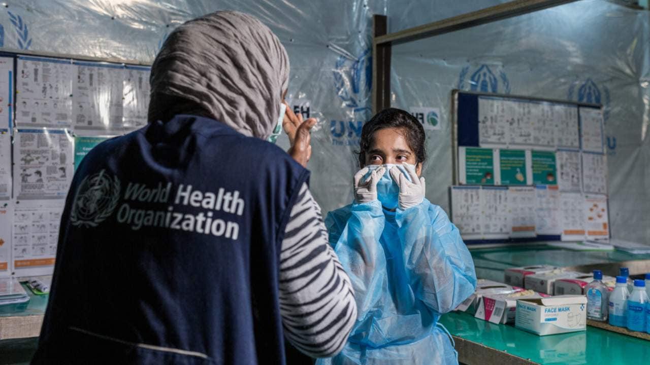 L'oms Lance La Journée Internationale De La Préparation Aux épidémies