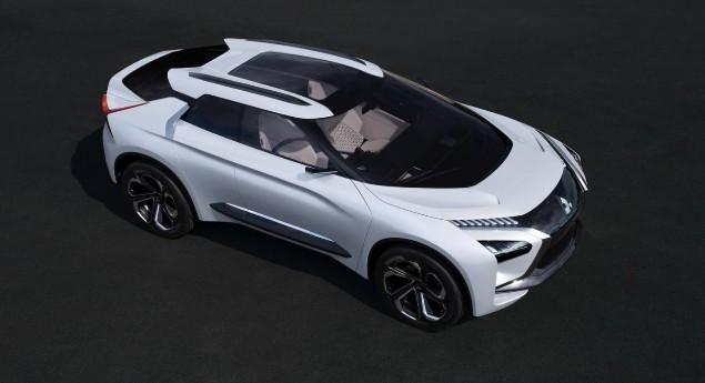 Aussi Pour L'europe? Le Suv Mitsubishi E Evolution Annoncé Pour 2021