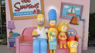 Les prédictions des Simpsons qui peuvent être réalisées en 2021