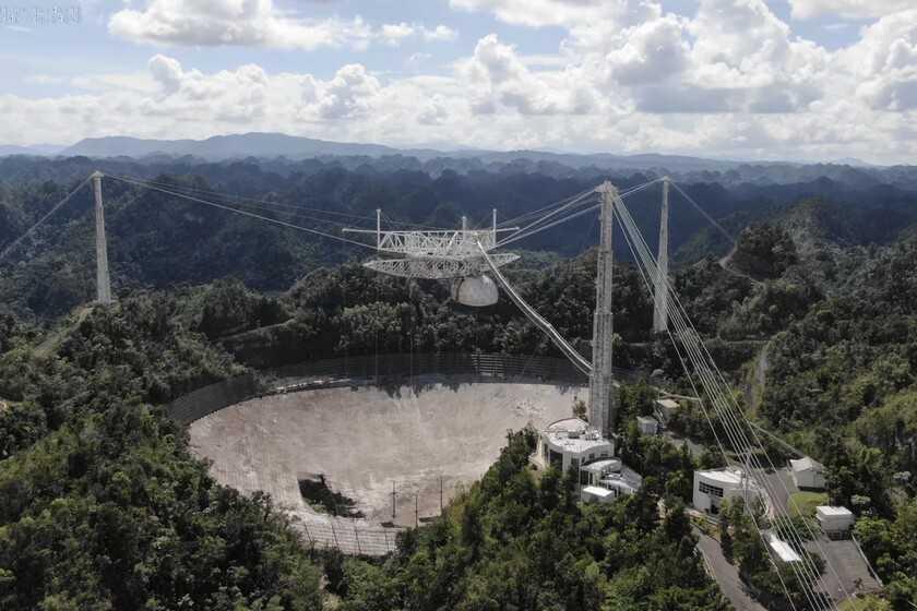 Une seconde vie pour l'Observatoire d'Arecibo: Porto Rico a alloué 8 millions de dollars pour étudier comment le reconstruire