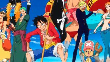 """""""Une pièce"""" atteint les 1000 chapitres publiés du manga"""