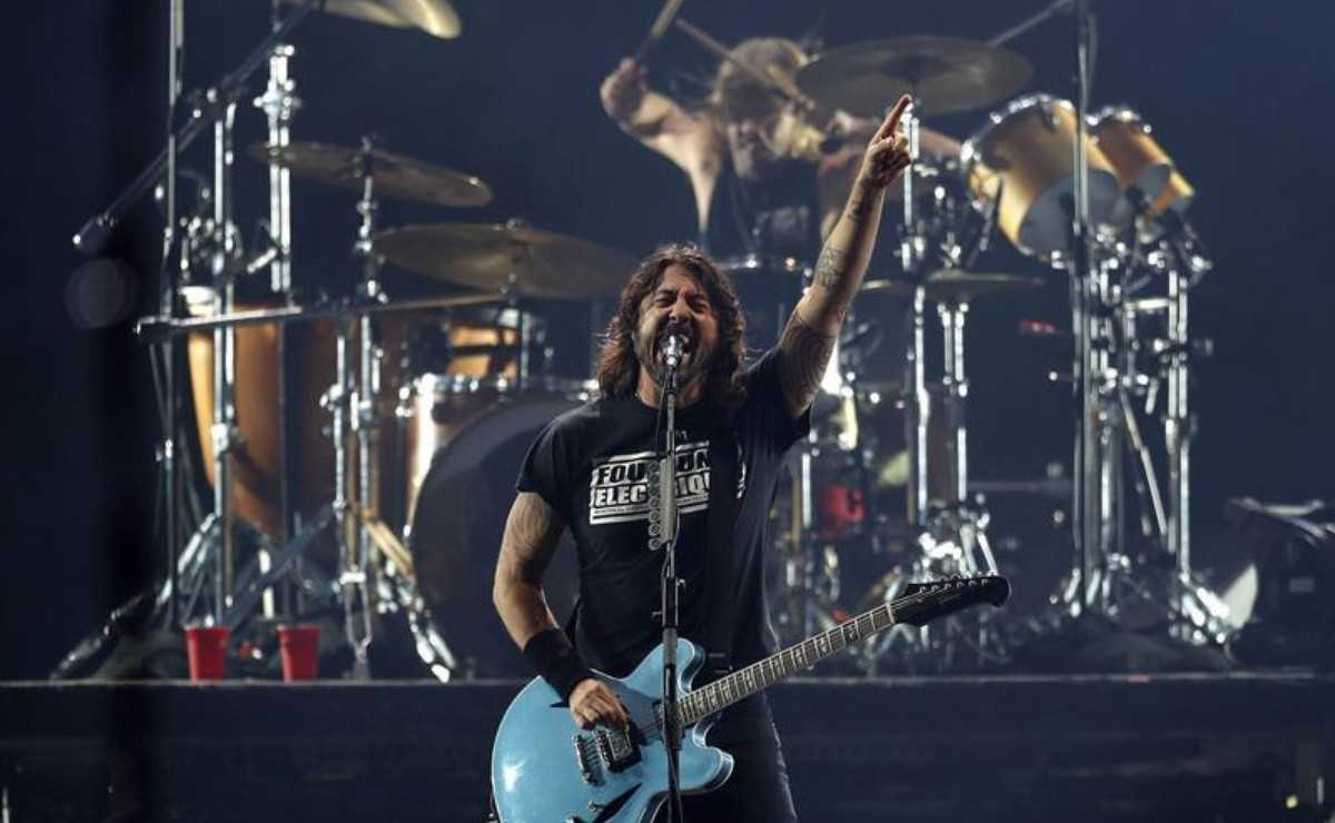 Foo Fighters présente le nouveau single de son 10e album