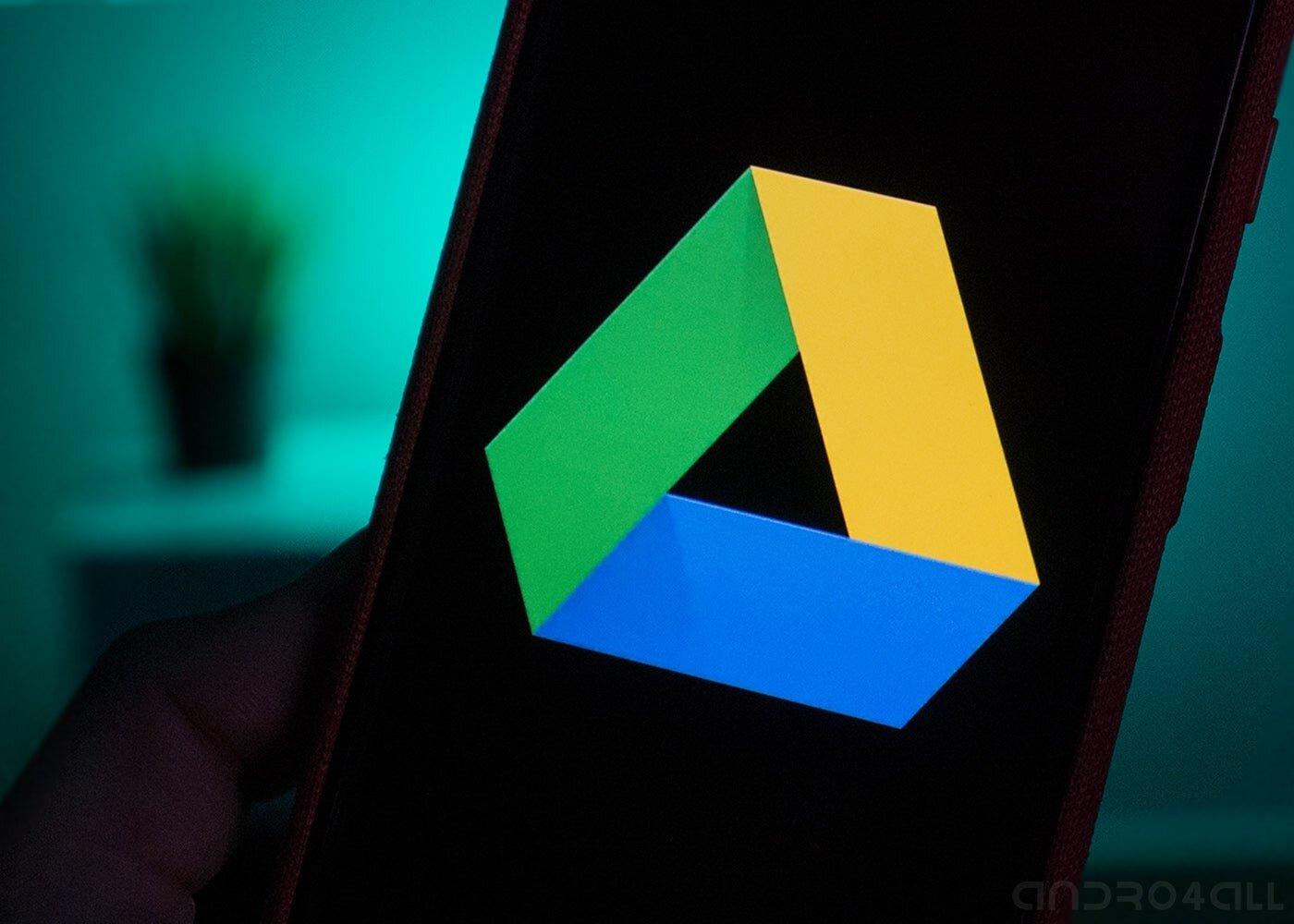 Google Drive pour Android reçoit l'une de ses plus grandes refontes à ce jour