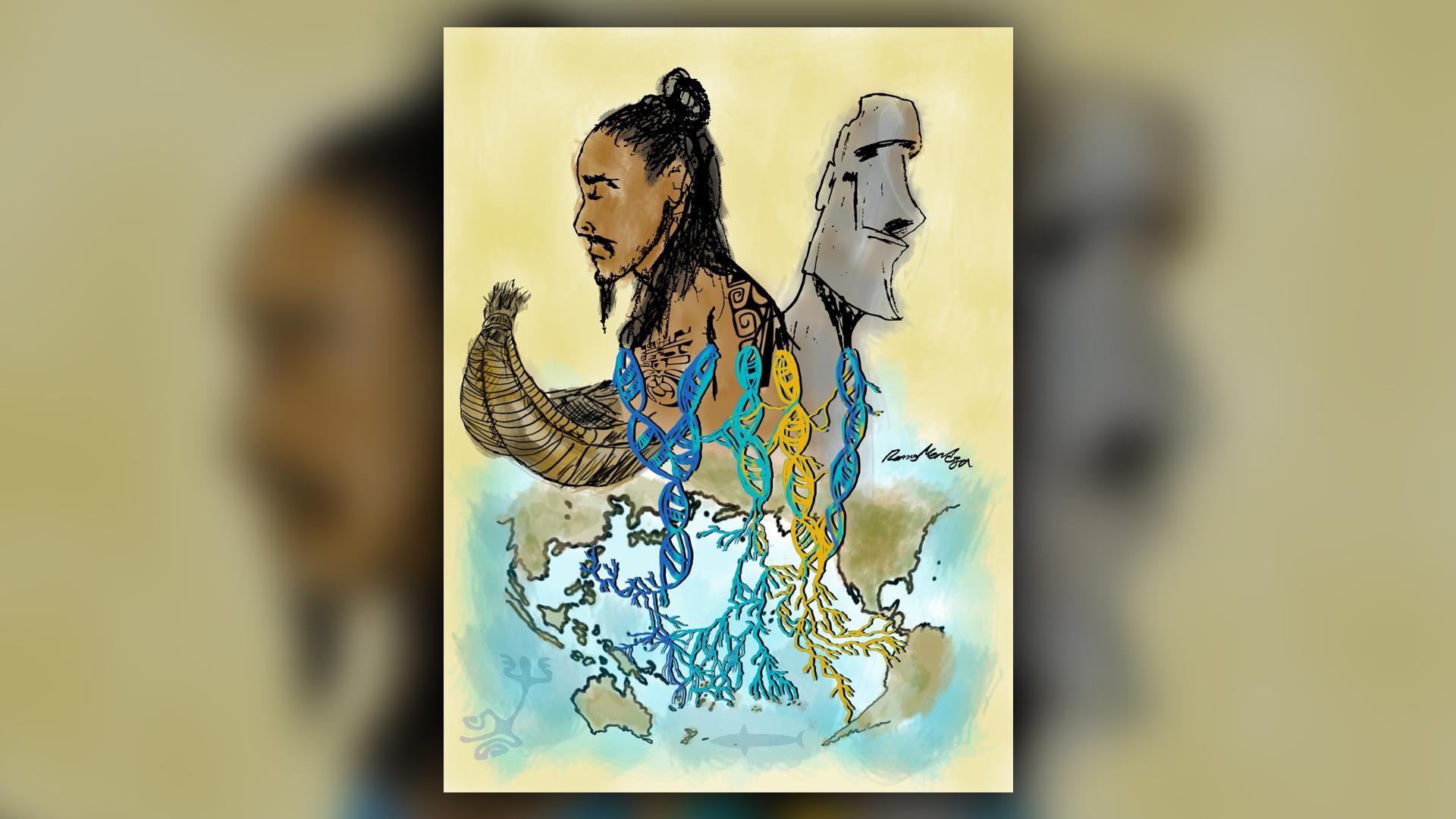 Bien que l'on ne sache toujours pas si les Polynésiens ont visité l'Amérique du Sud ou les Sud-Américains ont visité la Polynésie, une chose est certaine;  Certains Polynésiens ont une signature génétique indiquant que leurs ancêtres se sont associés à des peuples autochtones de Colombie il y a des centaines d'années.