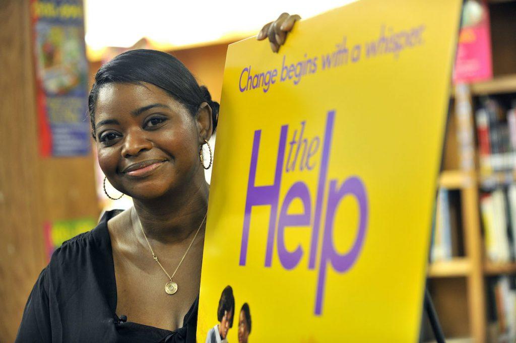 Octavia Spencer lors d'un événement