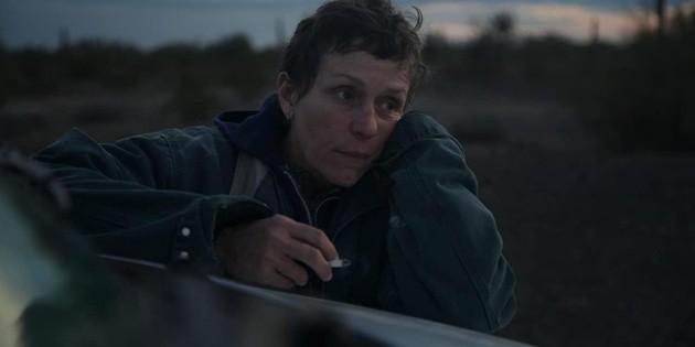 Frances McDormand pourrait entrer dans l'histoire des Oscars 2021 pour Nomadland
