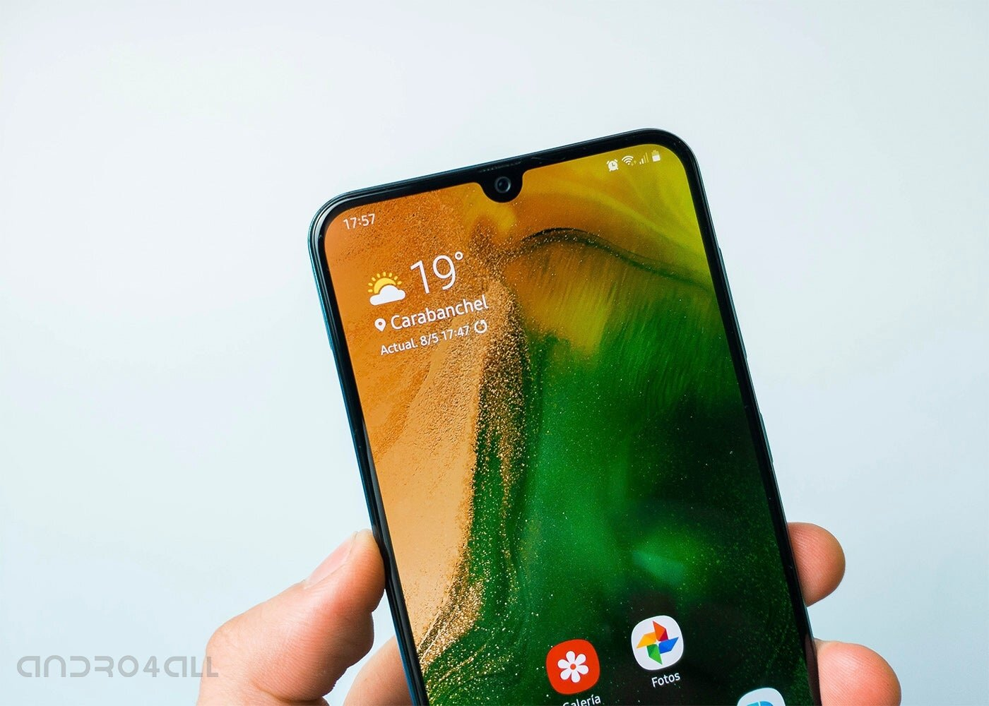 Encoche Samsung Galaxy A50