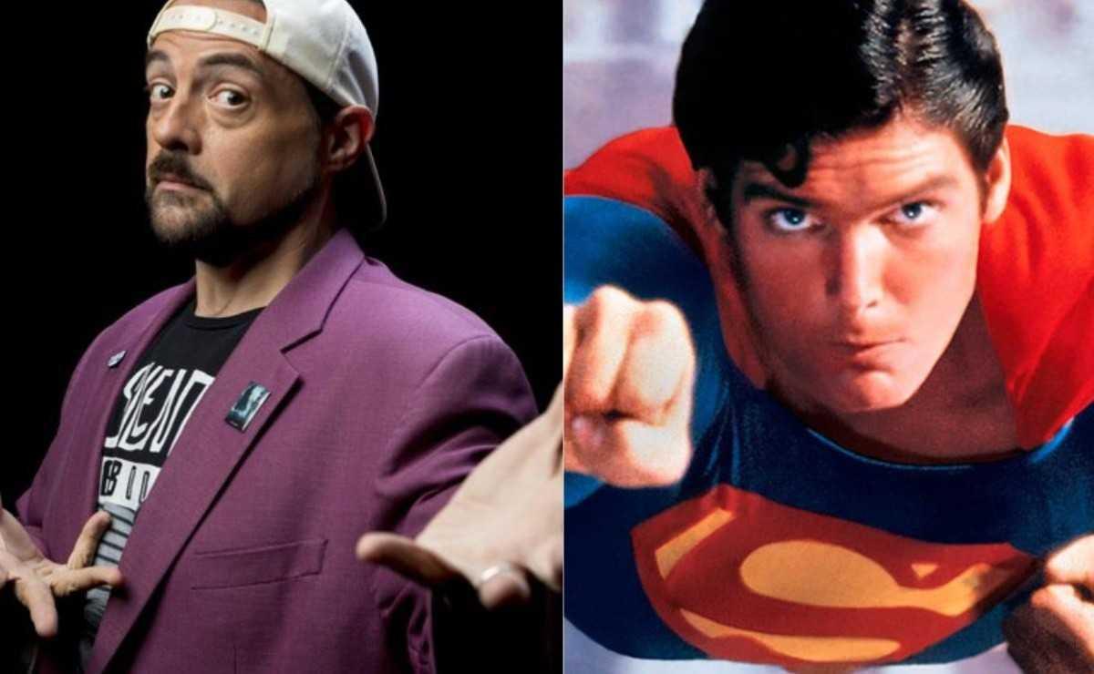 Superman: L'histoire Warner Bros. a envoyé Kevin Smith