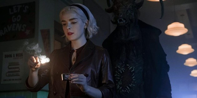 Date de sortie de la quatrième saison de The Hidden World of Sabrina