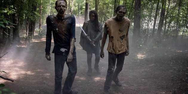 The Walking Dead ajoute un survivant pour les épisodes supplémentaires de la saison 10