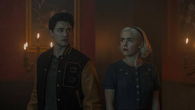 Sabrina et Nick se retrouvent-ils ensemble dans Chilling Adventures of Sabrina?