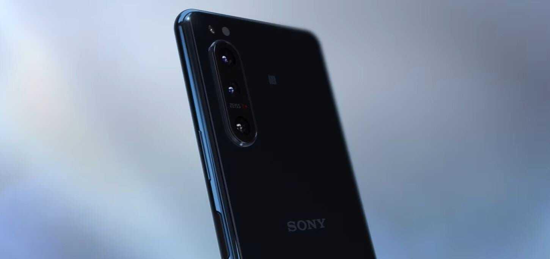 Appareil photo Sony Xperia 5 II