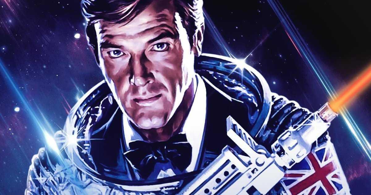 20 Films De James Bond Sont Maintenant Diffusés Gratuitement Sur