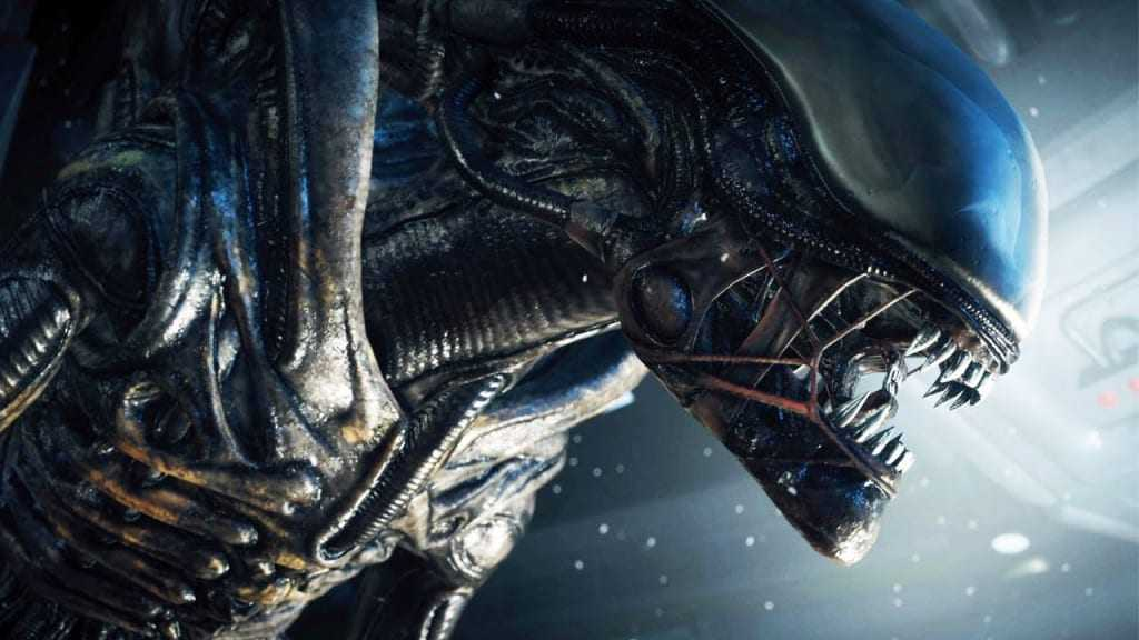 40 Ans D'alien: Première Série De La Série Culte De