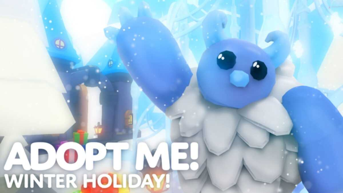 Adopt Me Winter Holiday Update 2020 Animaux Et Détails