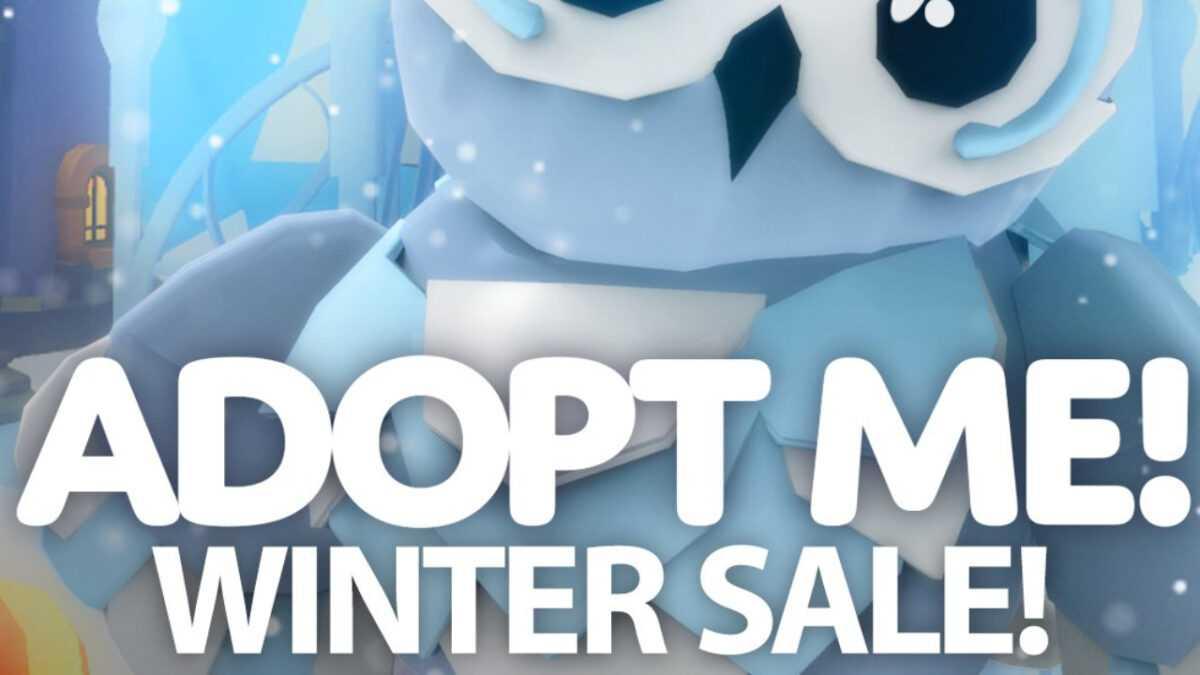Adopt Me Winter Sale Tous Les Animaux Et Prix