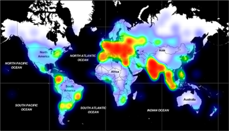 Fig2 Répartition géographique