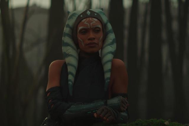 """Rosario Dawson est en charge de jouer Ahsoka Tano dans """"The Mandalorian"""" (Photo: Disney +)"""