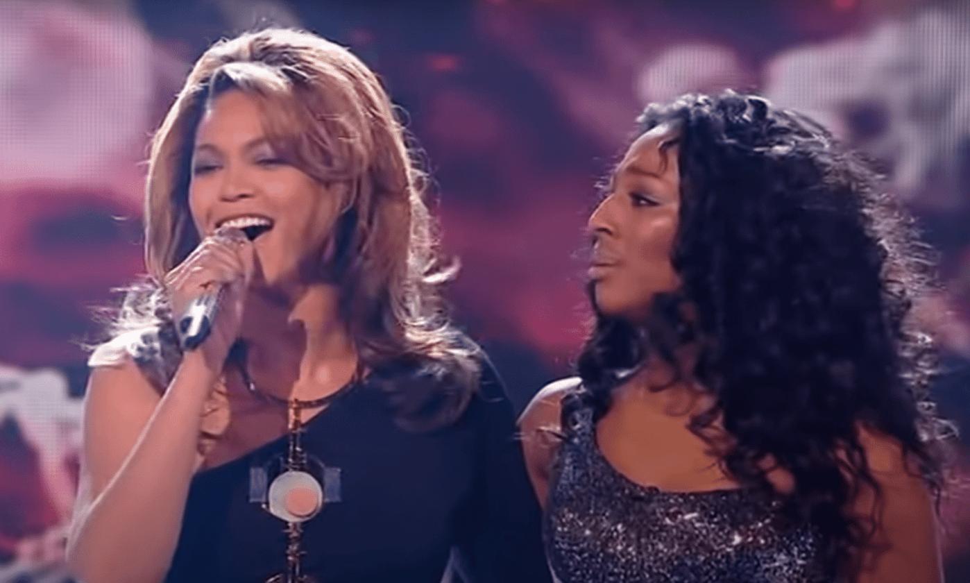 Alexandra Burke Et Beyoncé Ont `` Blagué '' Le Duo
