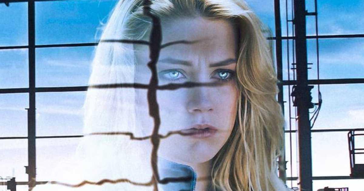 Amber Heard Est La Femme Invisible Du Mcu Dans Fantastic