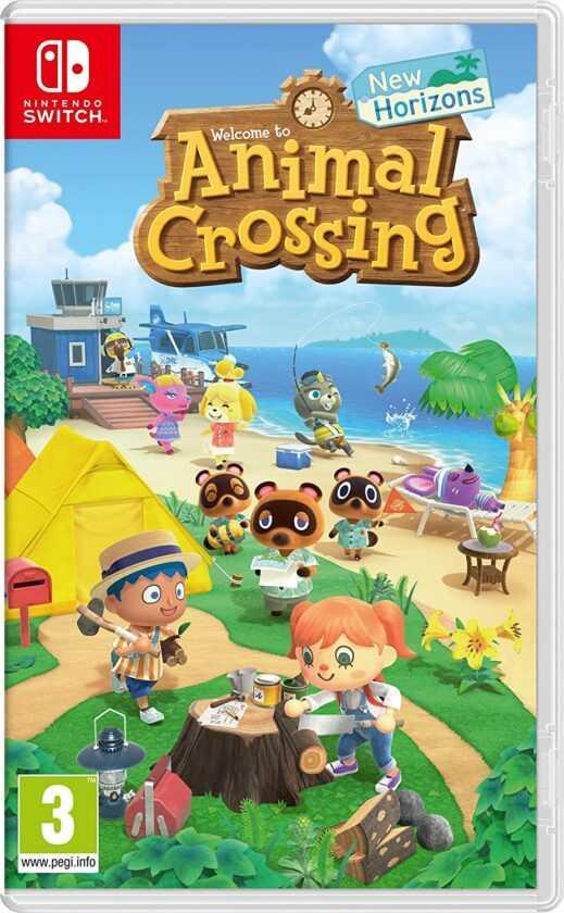 Animal Crossing New Horizons, Quelle Est Le Meilleur Prix Switch Du Black Friday