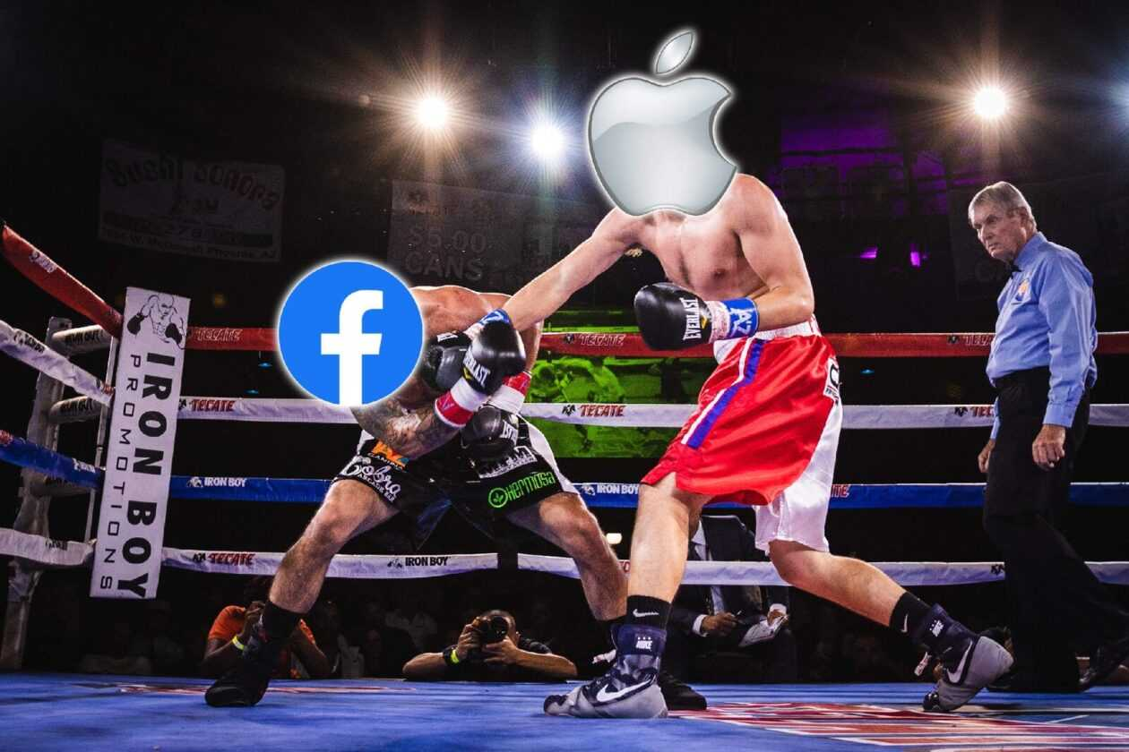 pomme polémique facebook