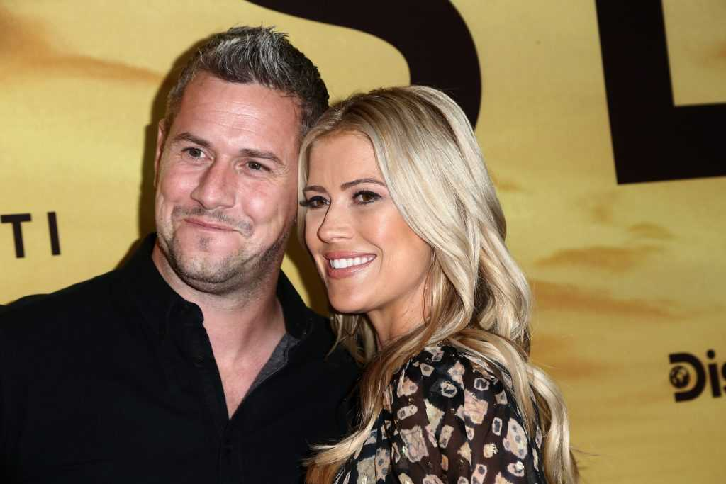 Ant and Christina Anstead