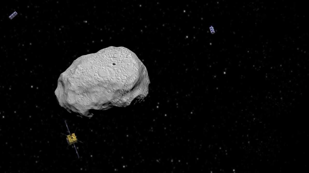 Arya Pulate, Shreya Waghmare, élèves d'une école de Pune, découvrent 6 nouveaux astéroïdes préliminaires