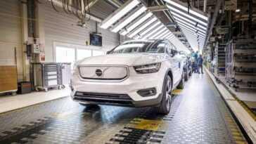 Avec L'objectif 2025 à L'esprit. Volvo Présente Un Autre Véhicule