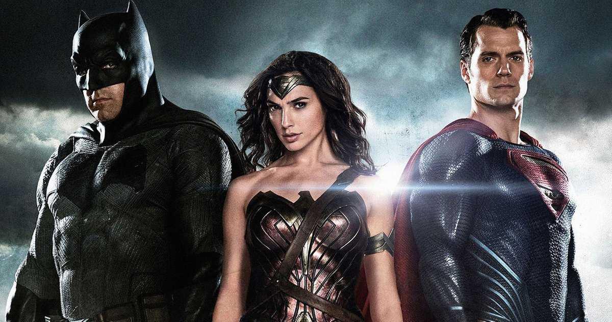 Batman V Superman Imax Remaster Arrive Avant La Justice League