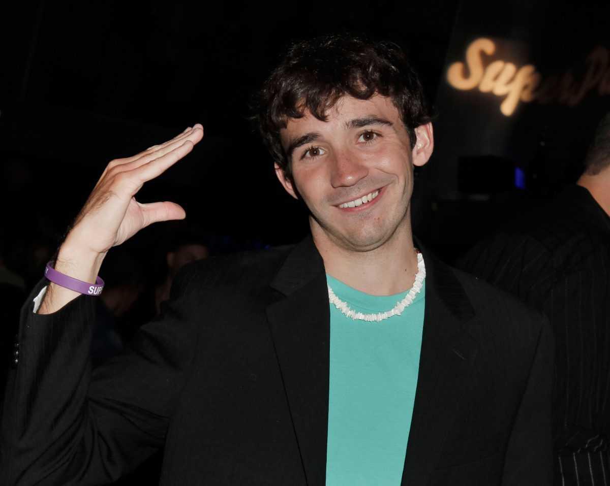 Personnalité de la télévision et gagnant de 'Big Brother 14' Ian Terry assiste à la soirée de clôture 'Big Brother'