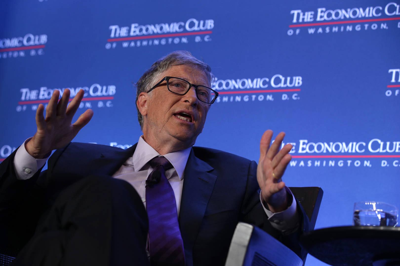 Bill Gates, COVID-19