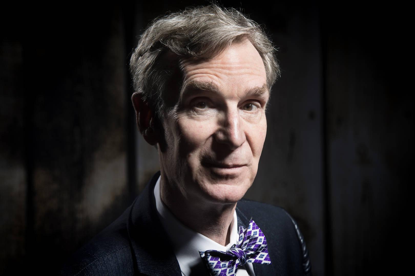 Bill Nye, COVID-19, masques