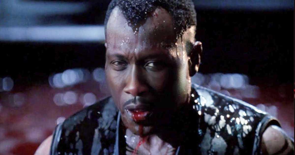 Blade Deepfake Transforme Mahershala Ali En Daywalker De Marvel
