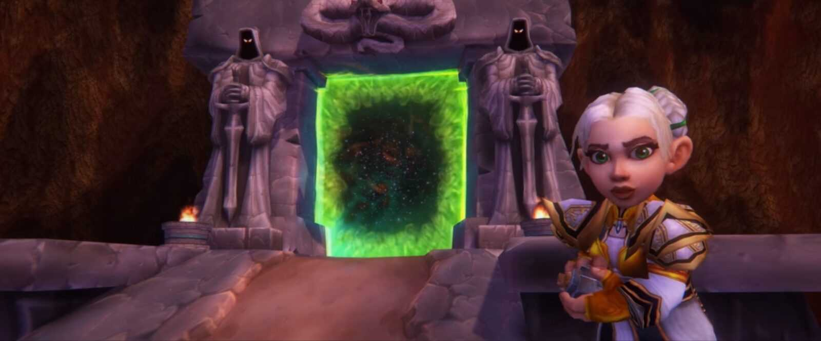 Blizzard Releases A New World Of Warcraft: Classic Survey, Hinting Towards Game's Future