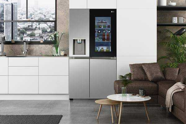 Ces 2021: Les Réfrigérateurs Instaview De Lg Avec Des Fonctionnalités