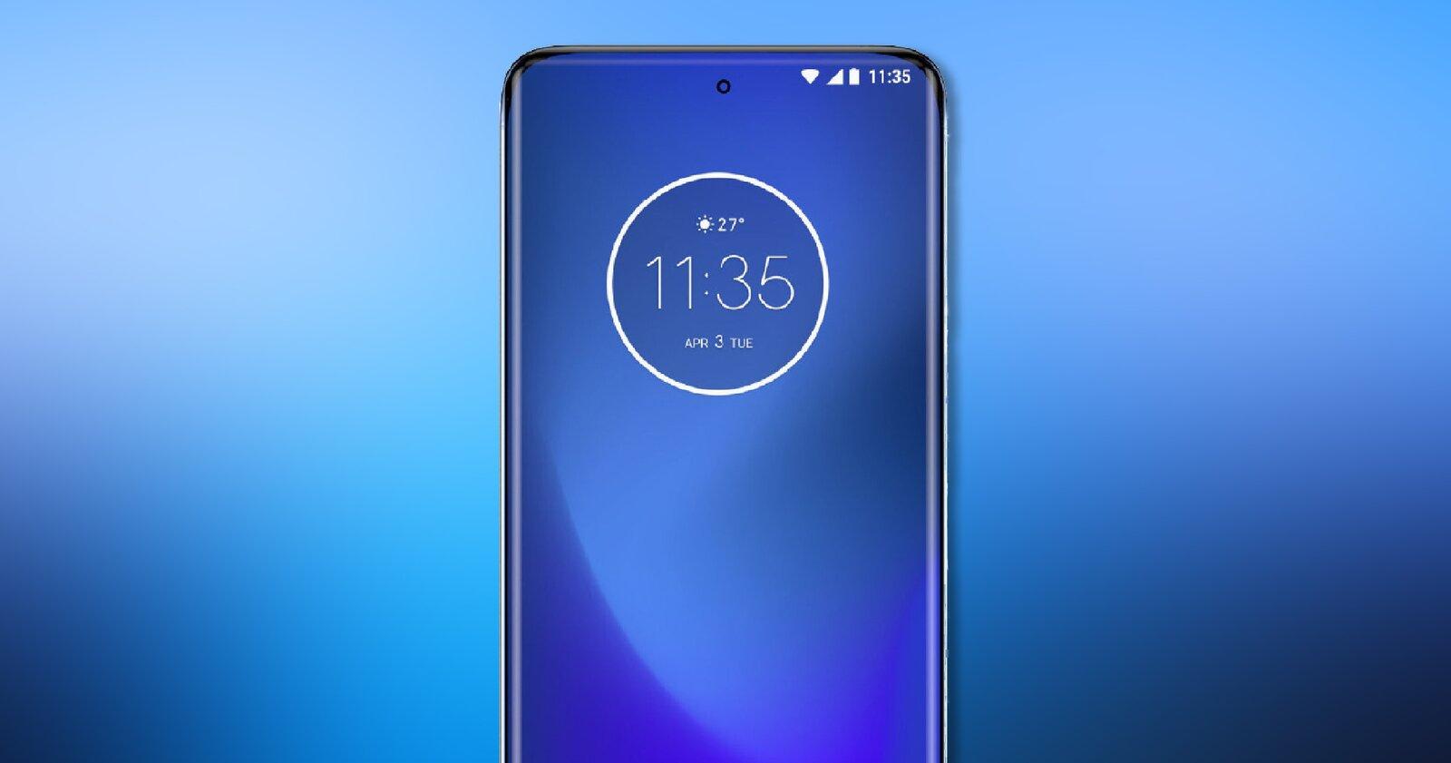 Motorola haut de gamme d'ici 2021
