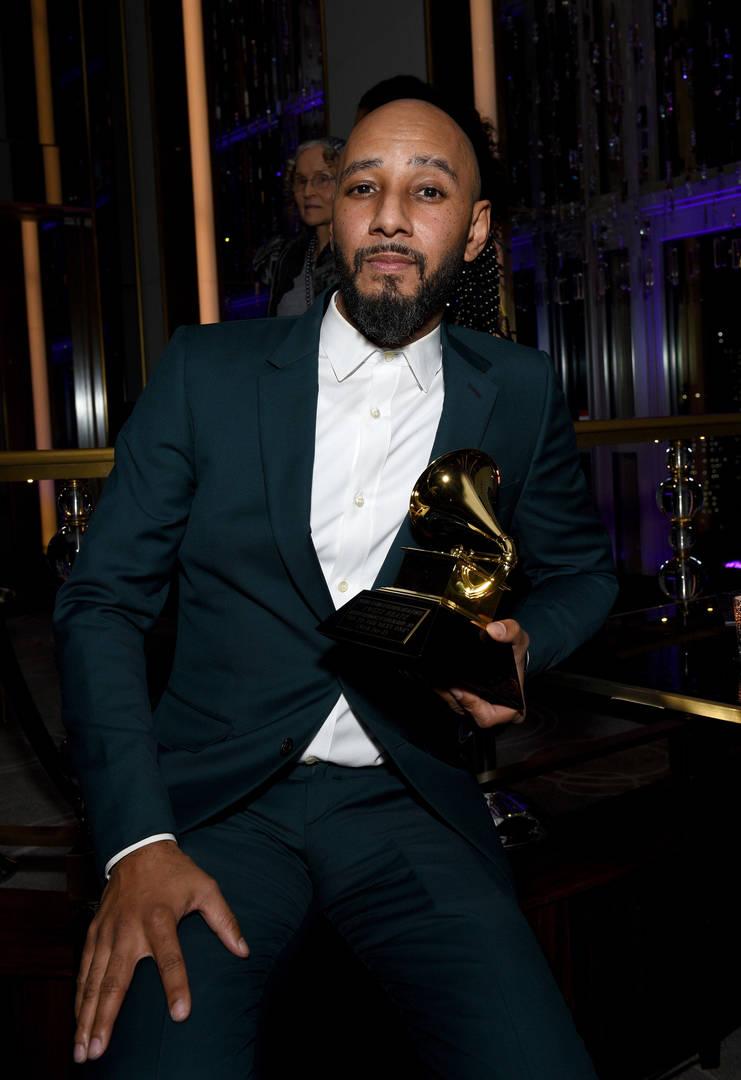 Swizz Beatz, P&E, Grammy Award