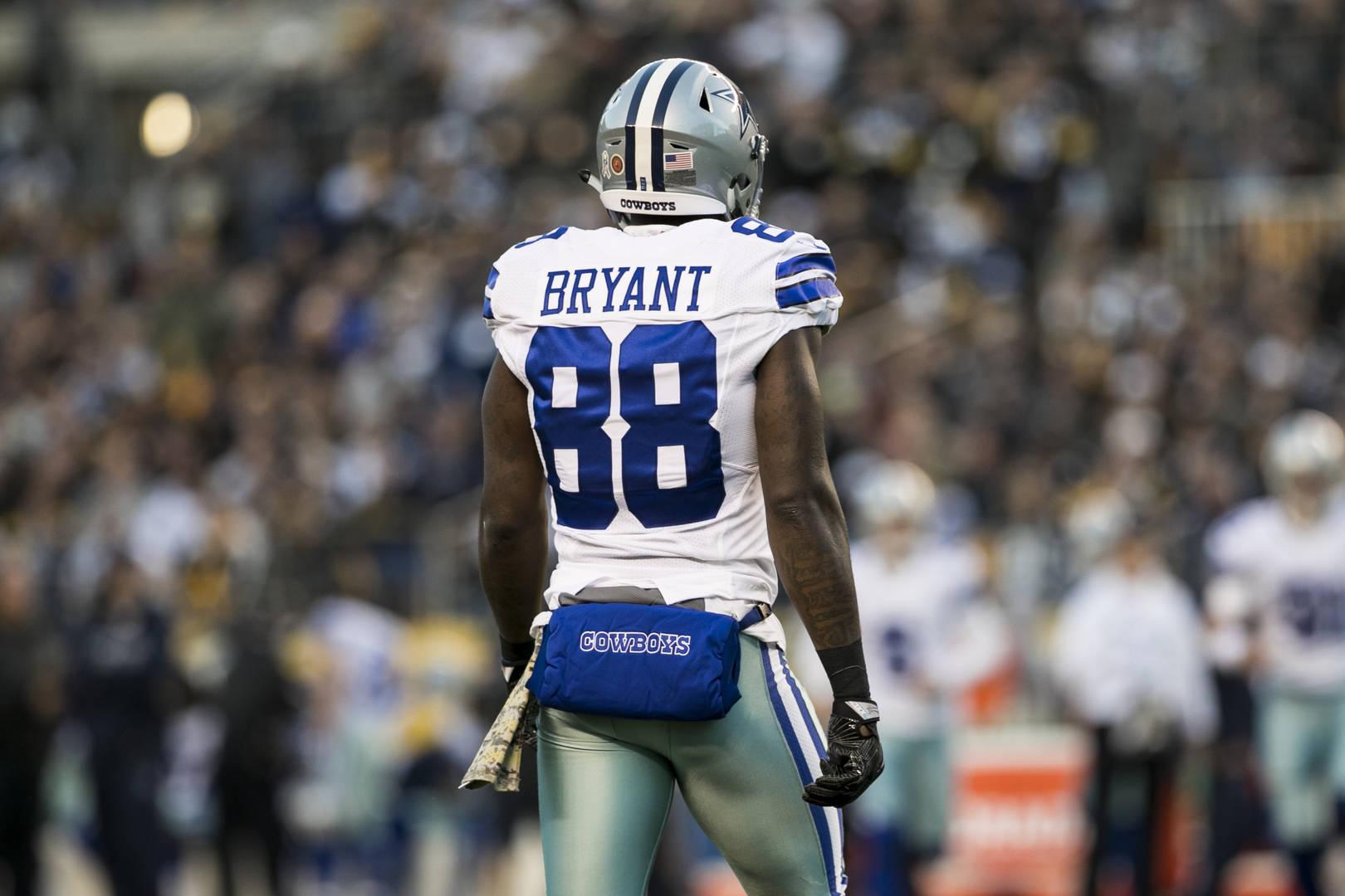 Dez Bryant, Corbeaux, Cowboys