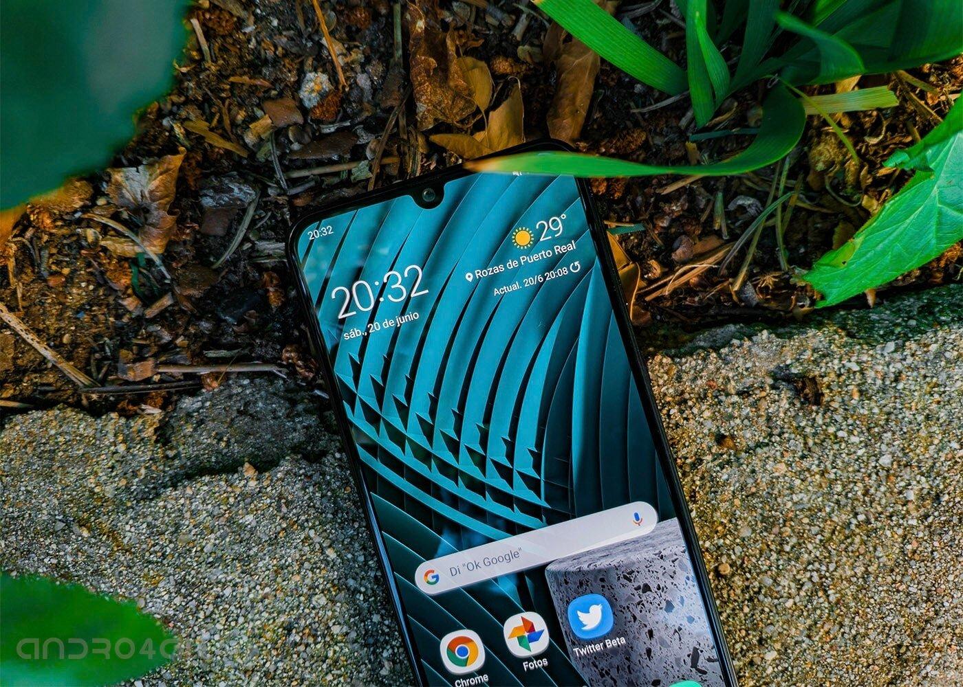 Encoche Samsung Galaxy M31