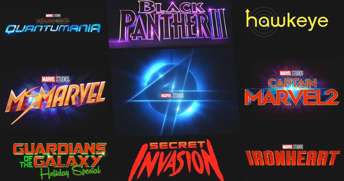 Chaque émission Télévisée Et Chaque Film Marvel Viennent D'être Annoncés