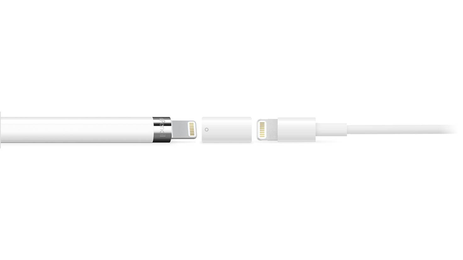 Charger l'Apple Pencil 1