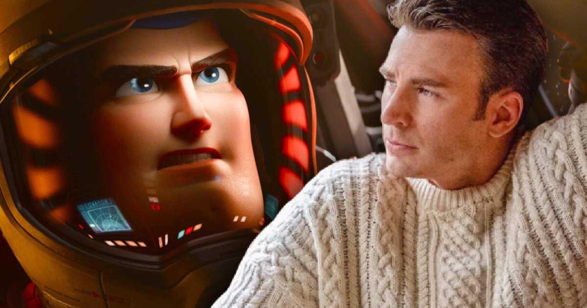 Chris Evans Appelle Le Film Buzz Lightyear Origin Un Rêve
