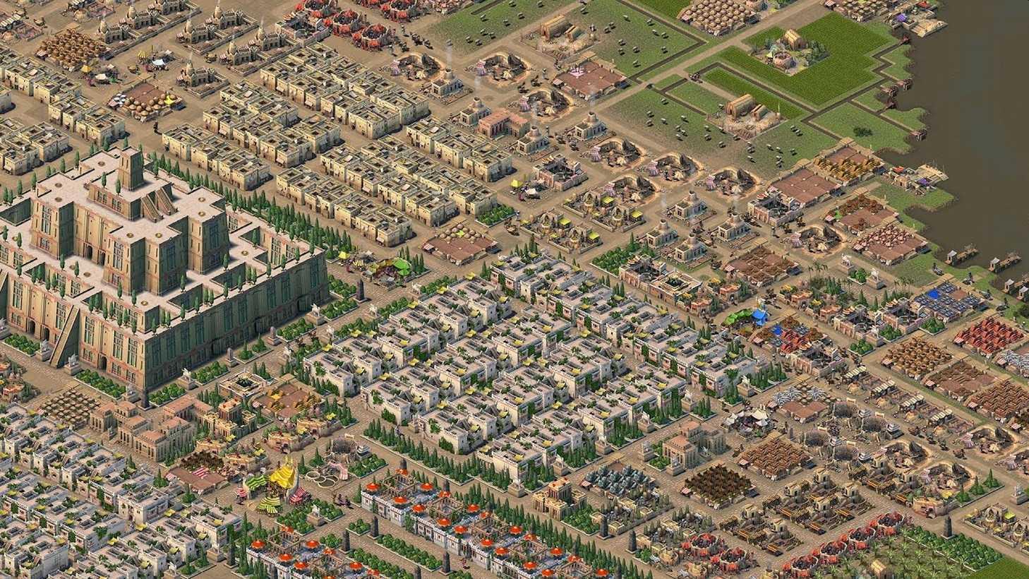 City Builder Simulator Nebuchadnezzar Launches On PC This February