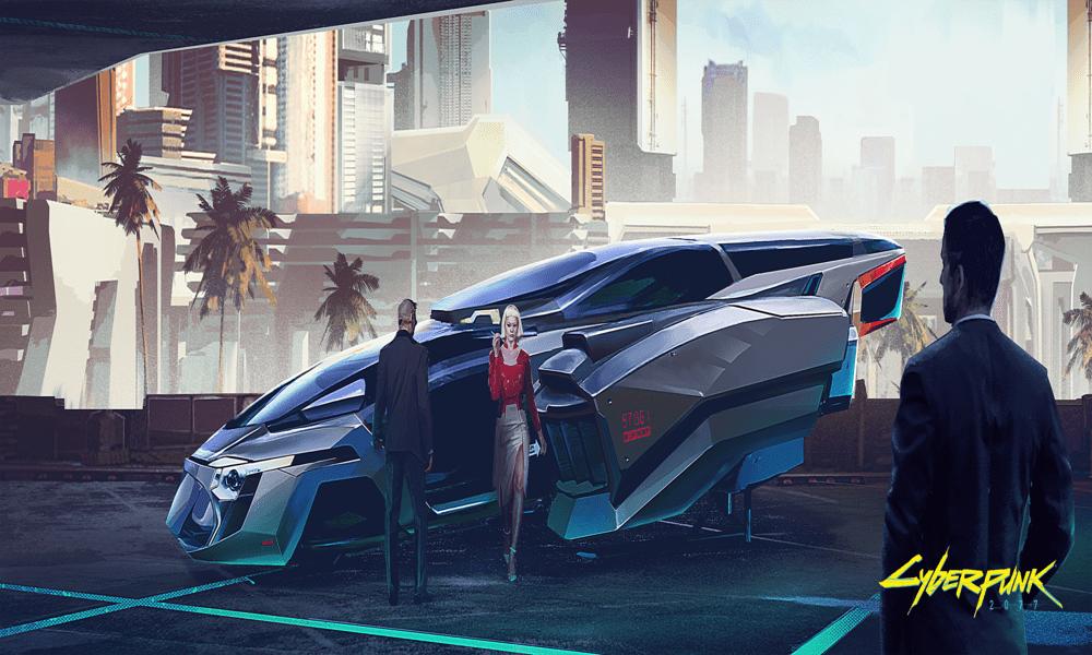 Comment Conduire Une Troisième Personne Dans Cyberpunk 2077