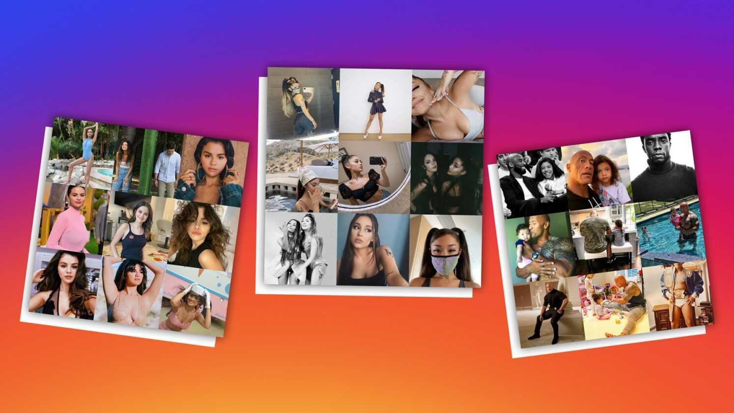 Comment Créer Votre Best Nine 2020 Sur Instagram Avec Les