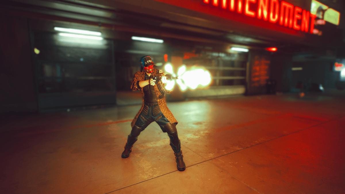 Comment Mettre à Niveau Les Armes Et L'équipement Dans Cyberpunk
