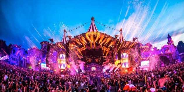 Comment regarder Tomorrowland New Year's Eve en direct?