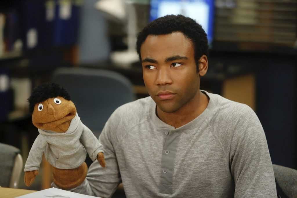 Donald Glover as Troy on